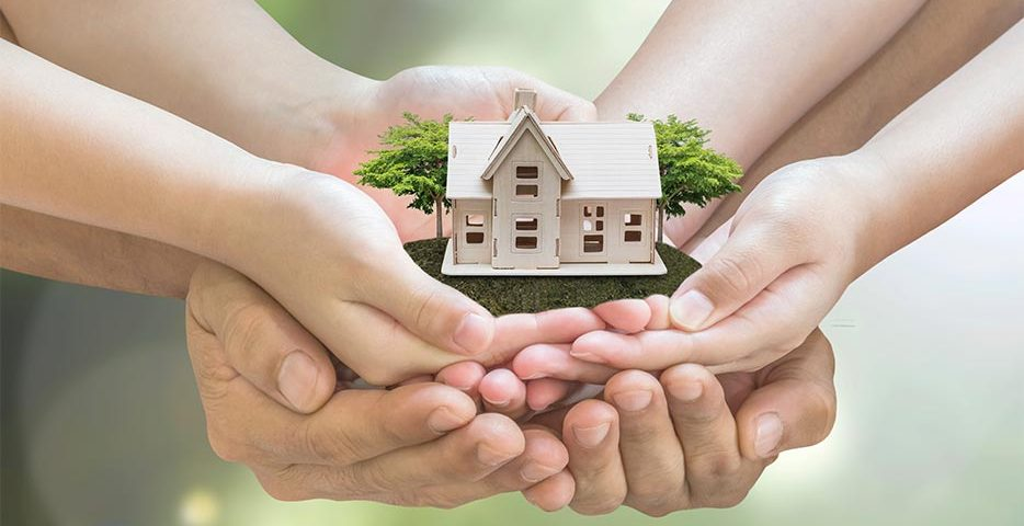 Пользование и распоряжение недвижимостью, находящейся в совместном и долевом владении.