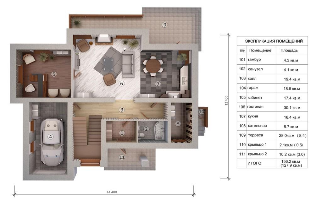Экспликация недвижимости: что это такое и почему она так важна